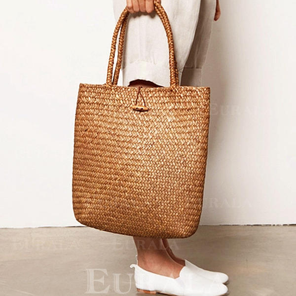 De moda/Trenzado poliéster Bolsas de playa