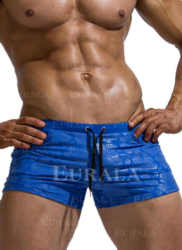Erkeklerin torba büzme ipi Hızlı kurutma Mayo