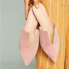 Women's PU Others Flats With Hollow-out shoes