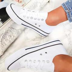 Unisex Lona Casual al aire libre con Cordones zapatos