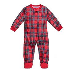 Carouri Aile Eşleşen Noel Pijamaları
