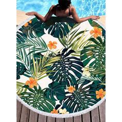Floral attractive/fashion/fresh Beach Towel