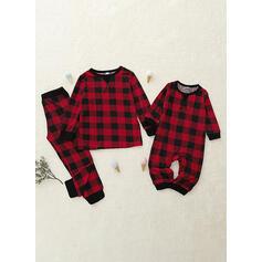 Kratę Rodzinne Dopasowanie Świąteczne piżamy