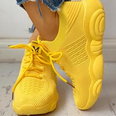 De mujer Tejido Casual al aire libre con Cordones zapatos