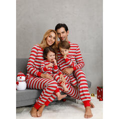 Listra Família Combinando Natal Pijama