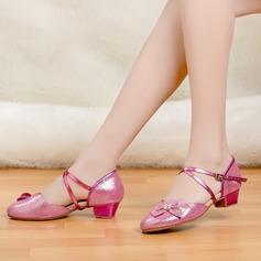 A copiilor Latin Tocuri Sandale Sclipici Sclipitor Latini