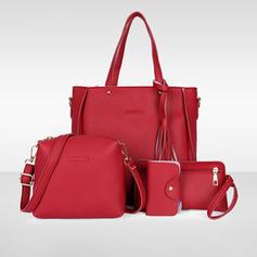 элегантный Наплечные сумки/Наборы сумок/Кошельки и браслеты