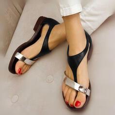 PU Fară Toc Sandale Balerini cu Altele pantofi
