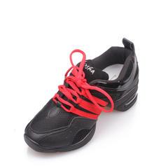 Unisex Zapatillas Zapatillas Cuero Estilo Moderno