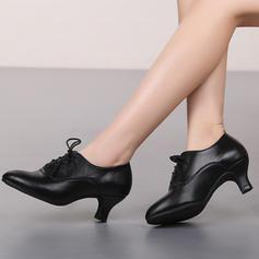 Pentru Femei Practică Piele Reală Papuci de practică