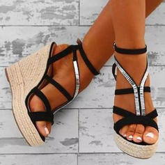 PU Platforme Înalte Sandale Platformă Platforme Puţin decupat în faţă cu Altele pantofi