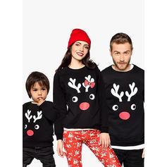 Família Combinando Sweatshirts