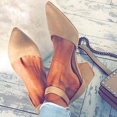 Dla kobiet Tkanina Obcas Stiletto Sandały Z Pozostałe obuwie