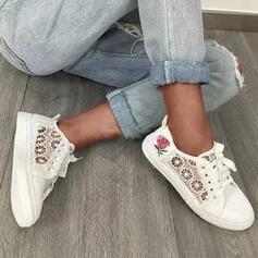 Квартиры Круглый носок эспадрильи с аппликация Выдолбить Резинка обувь
