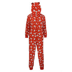 Jultomten Print Matchande familj Jul Pyjamas