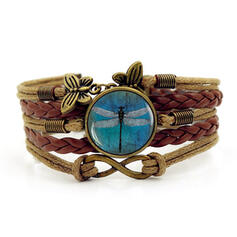 Charming Fancy Alloy Bracelets