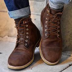 Bayanlar PU Düşük Topuk bot ayakkabı Ile Bağcıklı ayakkabı ayakkabı