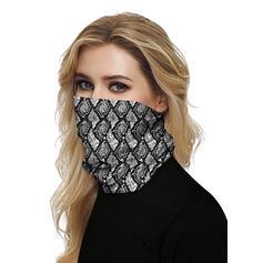 Face Masks/Print/Face Bandana/Magic Scarf/Headwrap Balaclava Breathable/Protective/Full Coverage/Multi-functional/Seamless/Dust Proof Bandanas