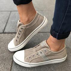 Женский холст с другие обувь