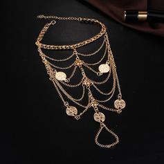 Eksotisk Legering Kvinner Strand smykker