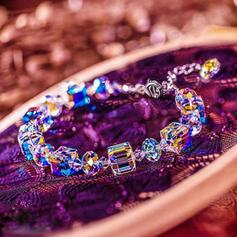 strălucitor frumos Aliaj Cristal Bratari 2 PC-uri