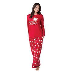 Télapó Családi Karácsonyi pizsamák