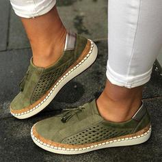 Женский дерматин Повседневная с другие обувь
