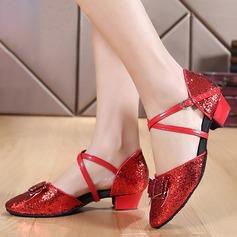 Pentru Femei Sala de Bal Tocuri Sandale Sclipici Sclipitor Banchet