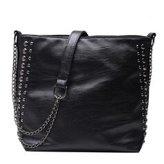 Charming/Solid Color/Simple Shoulder Bags