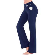 Solid Print Casual Sexy Skinny Yoga Plain Leggings