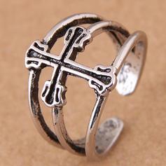 Elegante Liga Senhoras Anéis