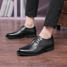 Hommes Latin Modern Style Chaussures plates Cuir en microfibre Modern Style