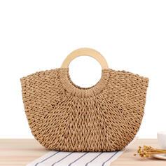 марочный/простой Пляжные сумки