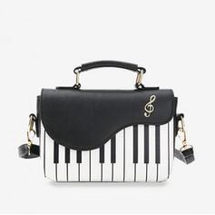 Klasszikus/Lányos/Személyre szabott stílus/Szuper kényelmes Tote Bags/Crossbody táskák/Válltáskák