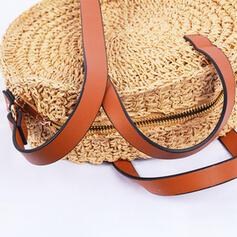 Uroczy/Klasyczny/Styl czeski/Spleciony Torby na ramię/Torby na Ramię/Torby plażowe