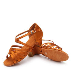 De mujer Danza latina Satén Danza latina