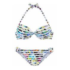 Colorful Low Waist Strap Sexy Beautiful Bikinis Swimsuits