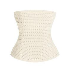 Combinação de algodão Mesh Espartilho e bustier