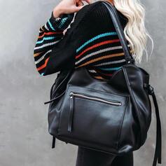 Vintage/Egyszerű Tote Bags/Crossbody táskák/Válltáskák