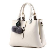 Encanto/De moda/Color sólido Bolsas de mano/Bolsos cruzados/Bolso de Hombro