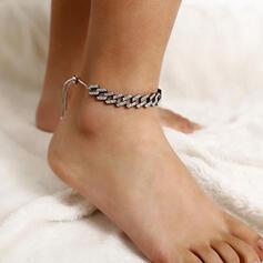 металл с Позолоченный Женский дамский унисекс девичий ножные