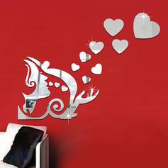 Moderno Vertical Pop Art Adesivos de parede
