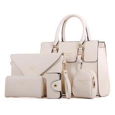 Élégante/Classique/Jolie Pochettes/Sacs fourre-tout/Sacs à bandoulière/Ensembles de sac/Portefeuilles et Bracelets