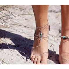 Unik Legering Resin med Resin Damene ' Kropps Smykker