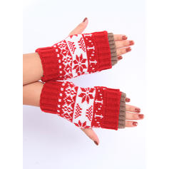 Retro / Vintage/Noel çekici/Soğuk hava/Noel eldiven