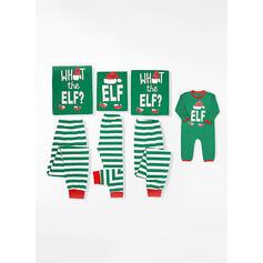 Raya Impresión Familia a juego Pijamas De Navidad