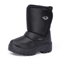 Kvinnor Duk Kilklack Stövlar Vinterkängor med Andra skor