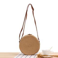 Bohemian Style/Braided/Handmade Crossbody Bags/Shoulder Bags/Boston Bags/Beach Bags