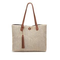 narin Polyester Bez Çantalar/Plaj Çantaları