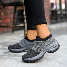 Женский ткань меш Повседневная на открытом воздухе обувь